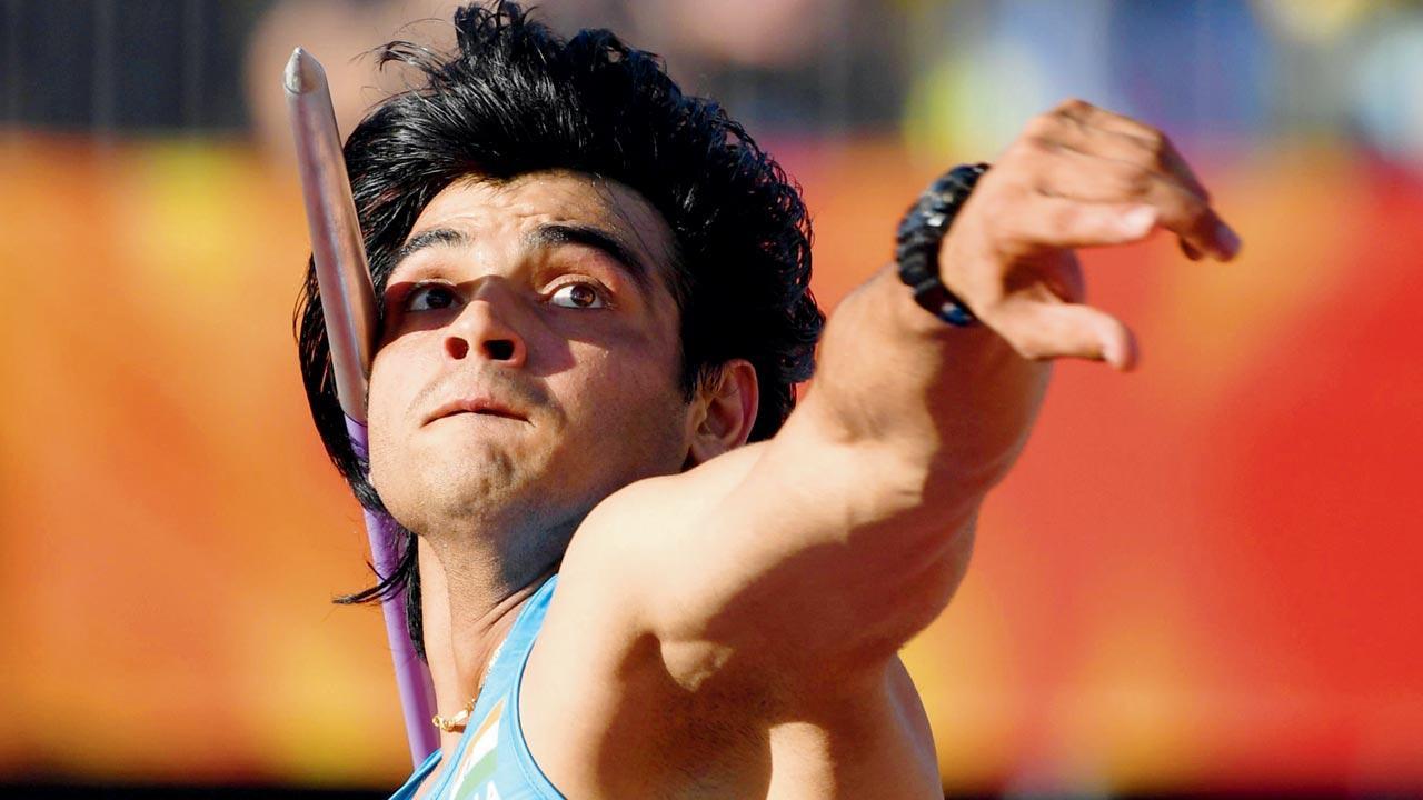 Olympics Spotlight: Neeraj Chopra