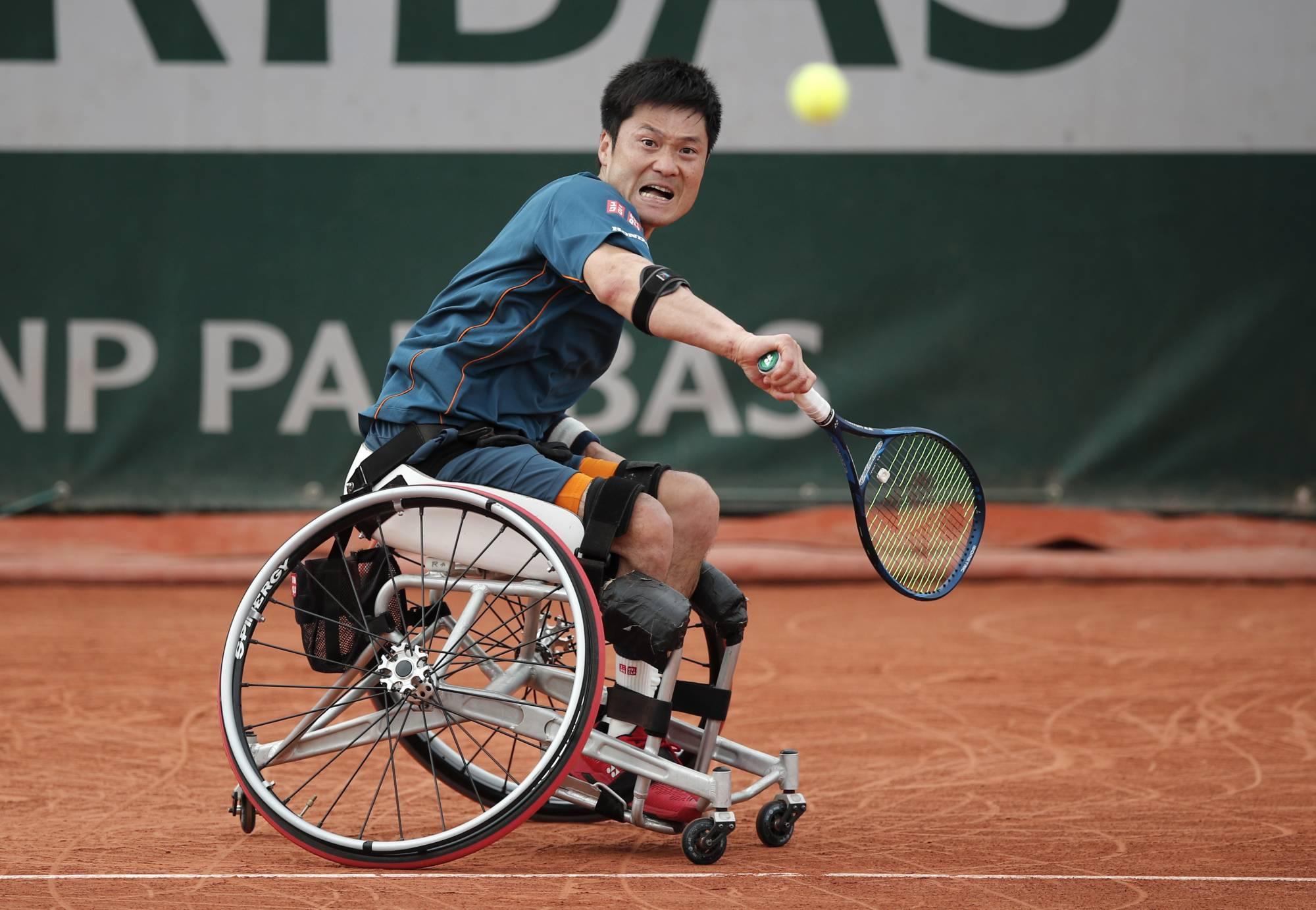 Paralympics Spotlight: Shingo Kunieda