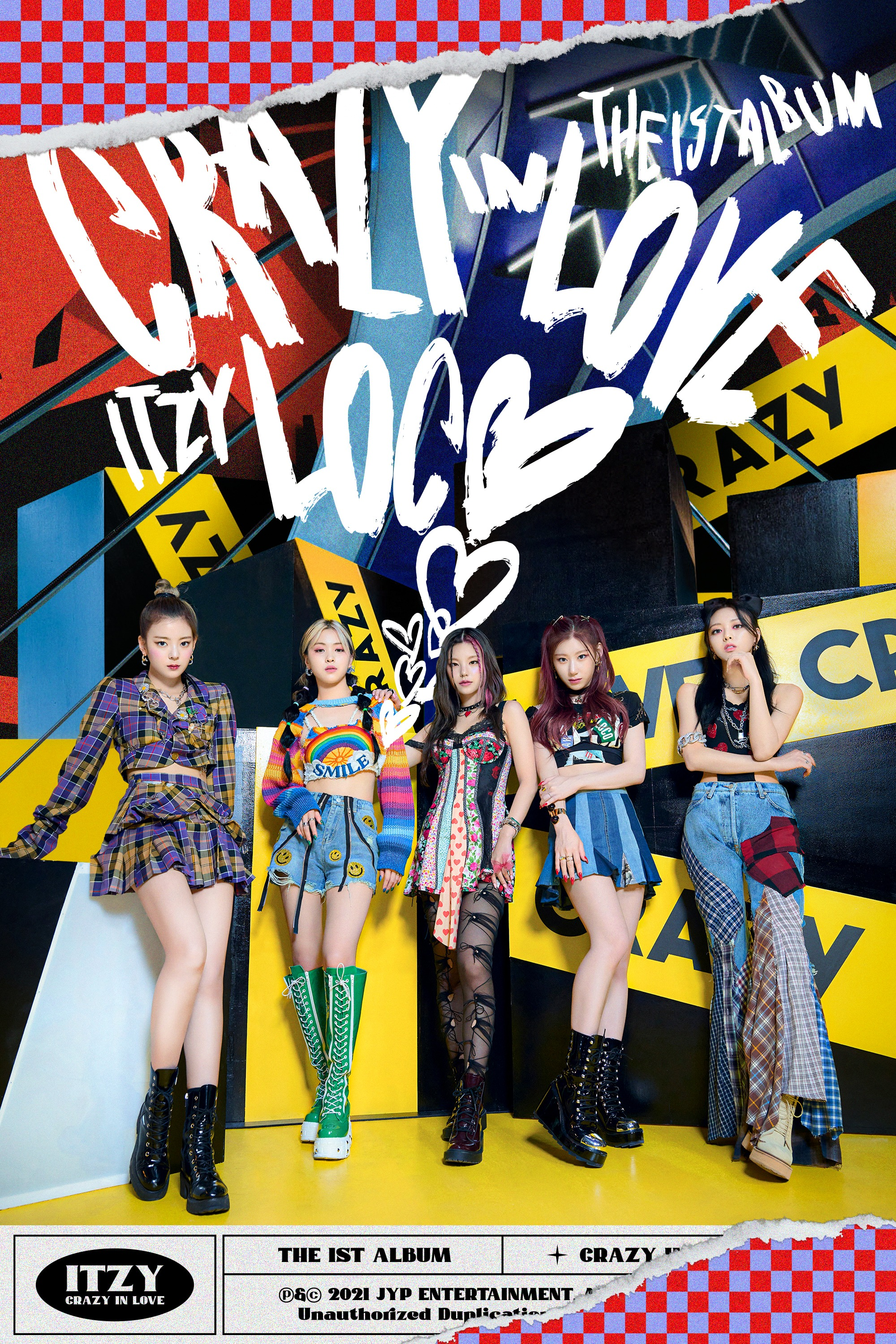 'Crazy in Love': ITZY Present Their Boldest, Best Record Ever