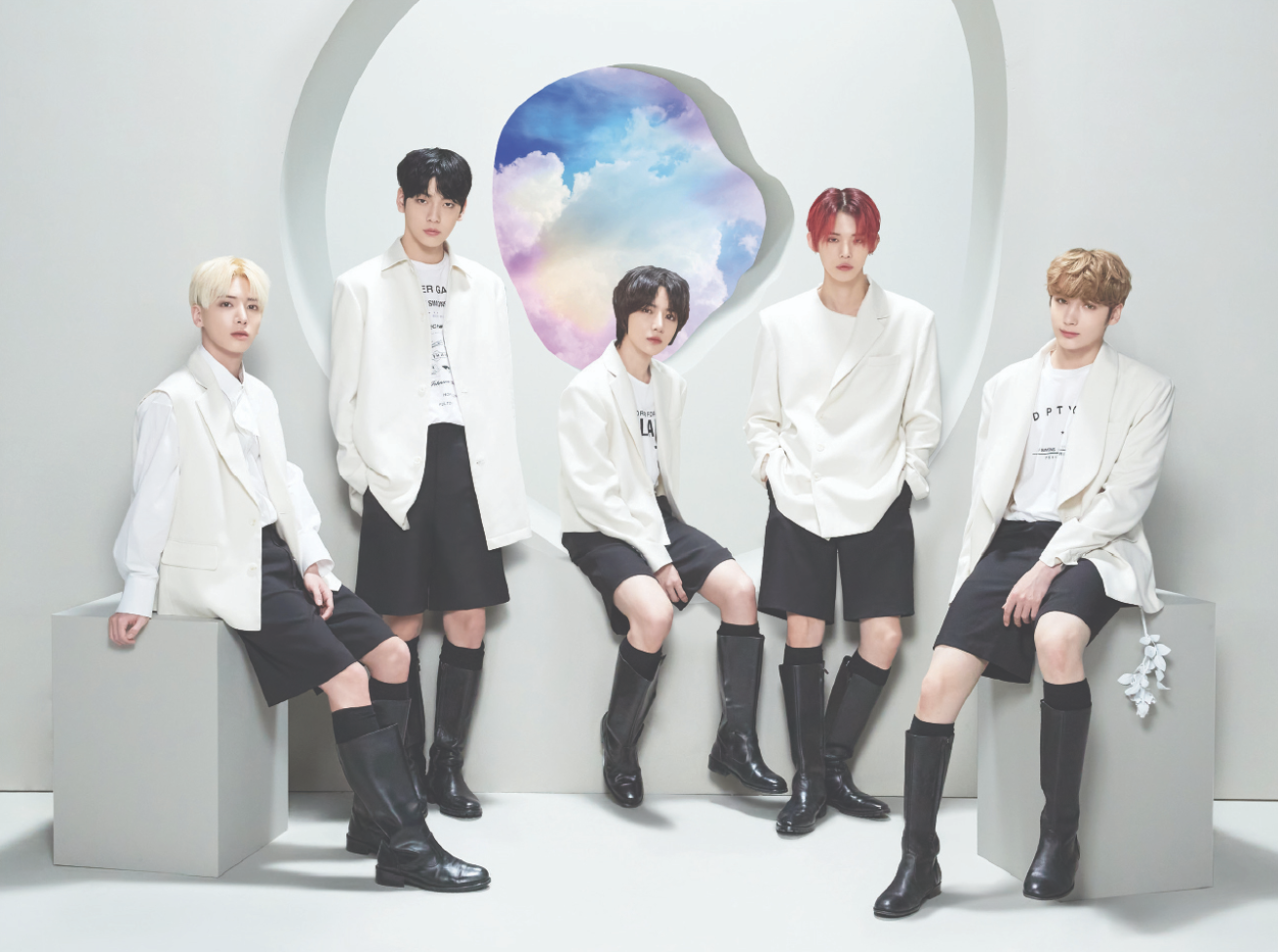5 Things We Learned From TOMORROW X TOGETHER's First Ever Online Concert, 'ACT: BOY'