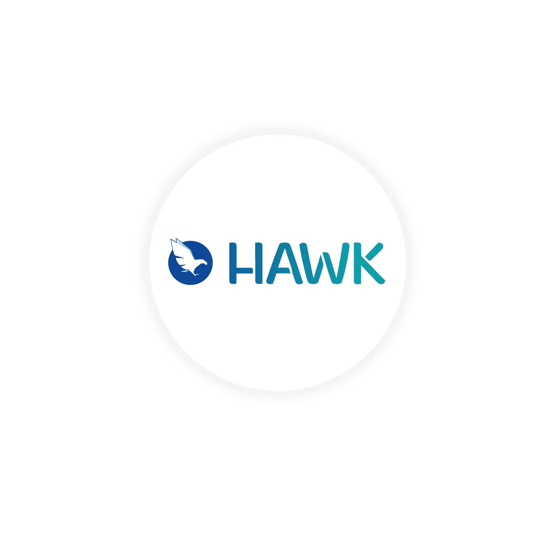 notoriété de marque - hawk