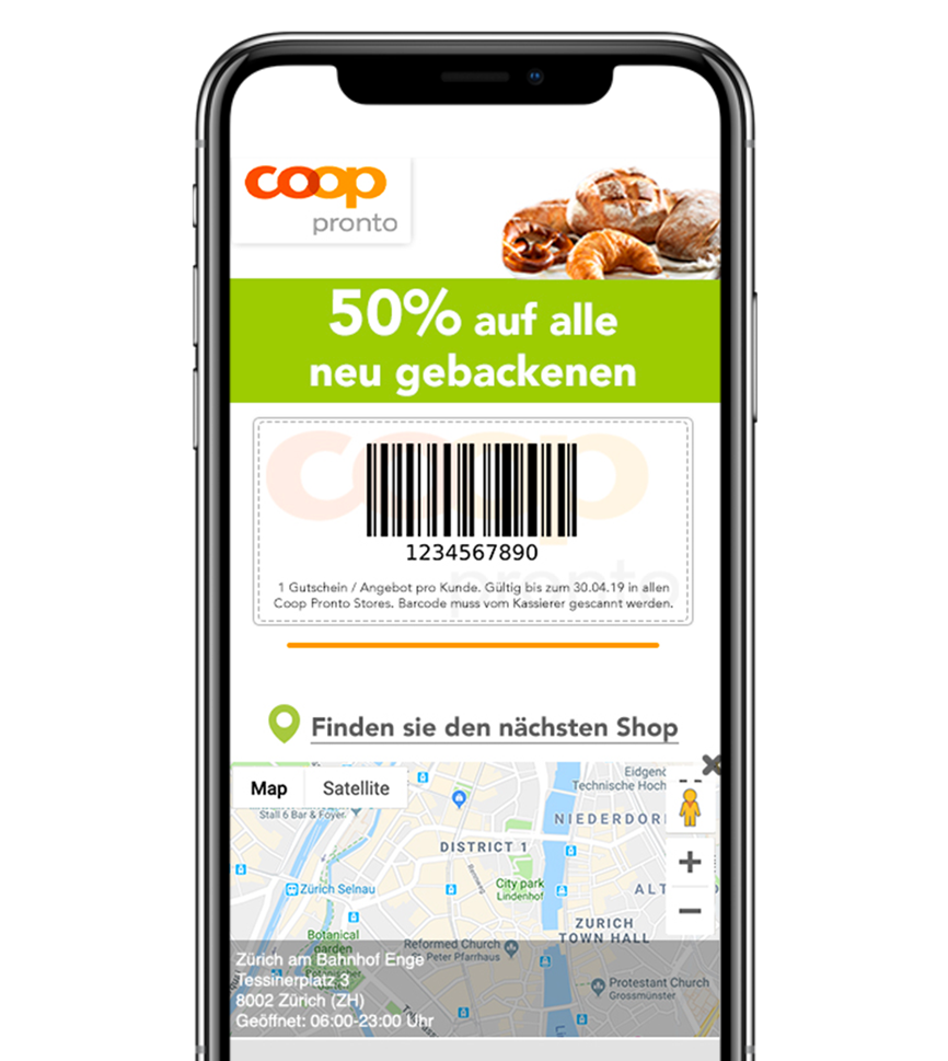 Couponning
