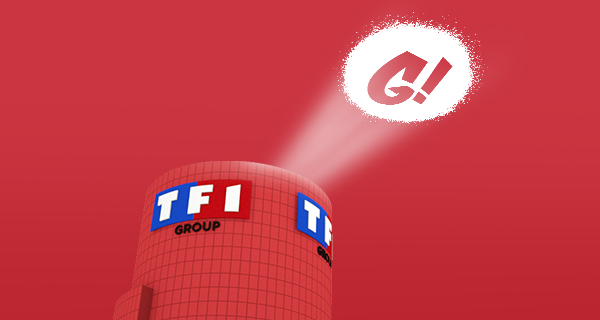 TF1 GROUP ANNOUNCES THE ACQUISITION OF GAMNED!