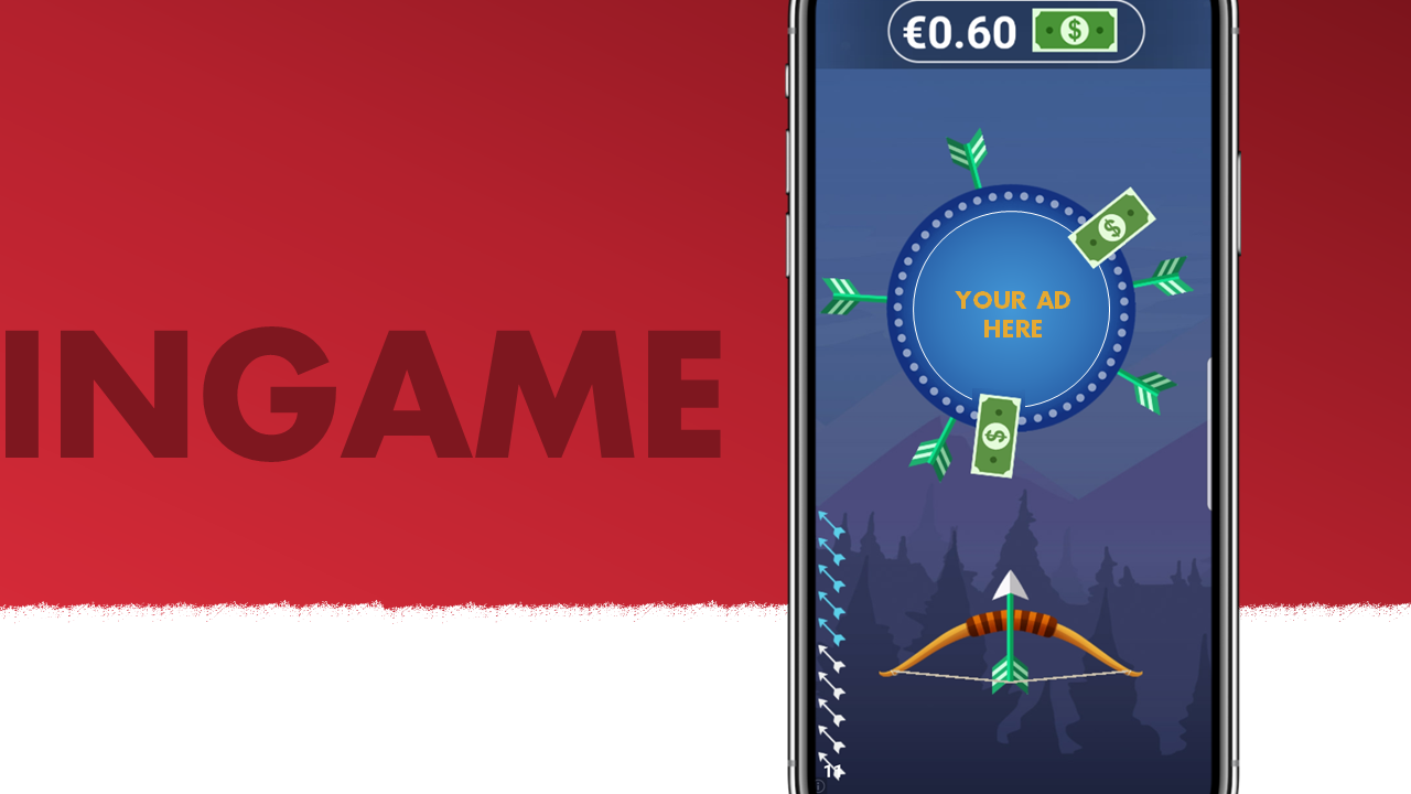 VIDEO IN-GAME ADVERTISING - in-game advertising