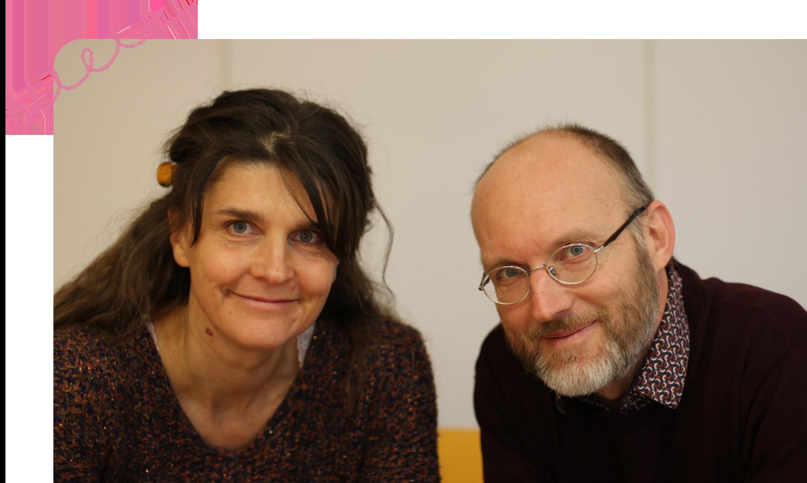 Photo de Fanny Rondelet et Christian Scelles