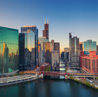 Fun Places to Social Distance in Chicago