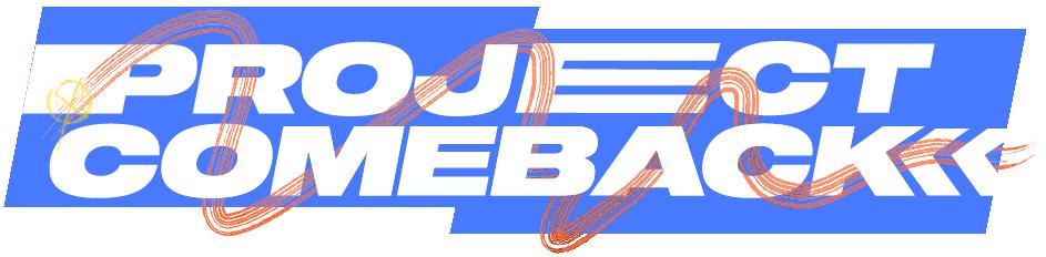 Project Comeback logo
