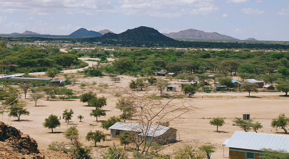 Assessing climate risk in the Northern drylands for the insurance industry