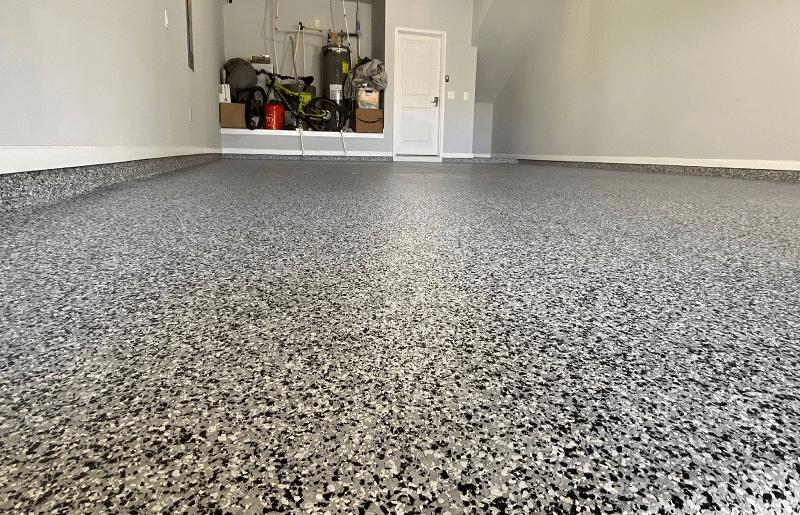Garage Epoxy Flooring In Atlanta Georgia