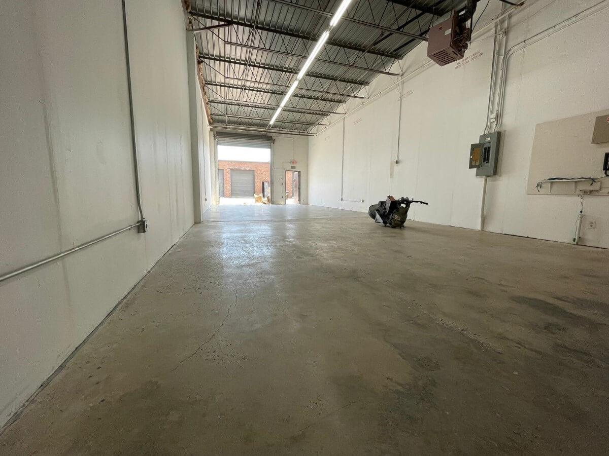 Grind And Seal Concrete Flooring Atlanta Georgia