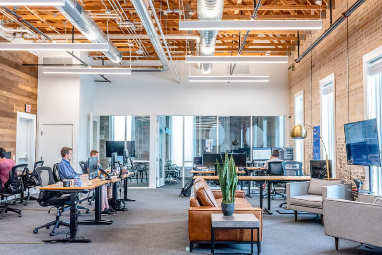Cool workspace