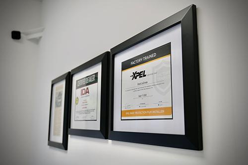 XPEL Factory Dealer Certification