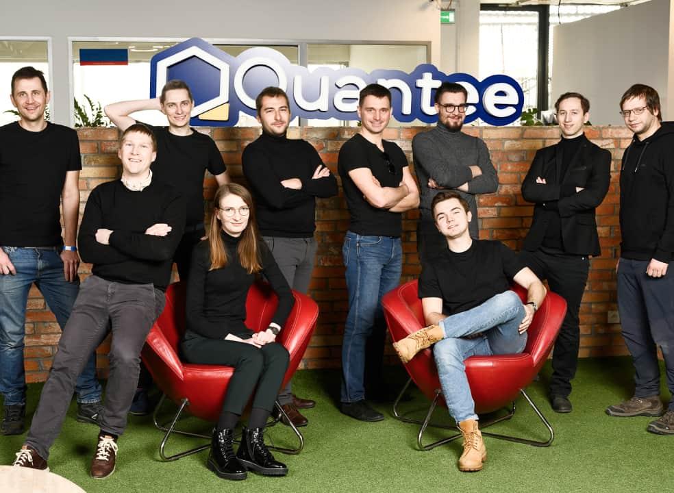 Quantee team photo
