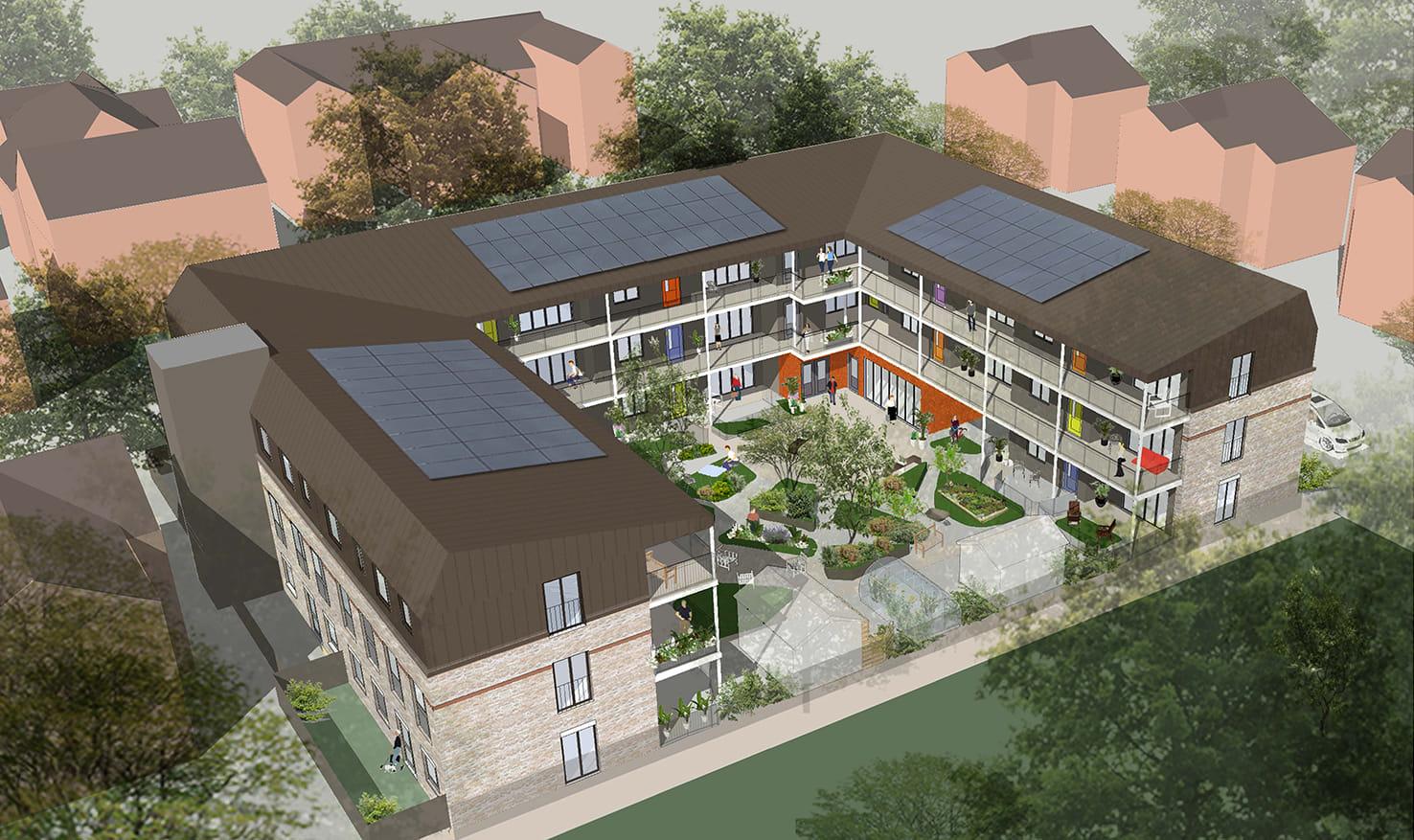 Chorlton Cohousing