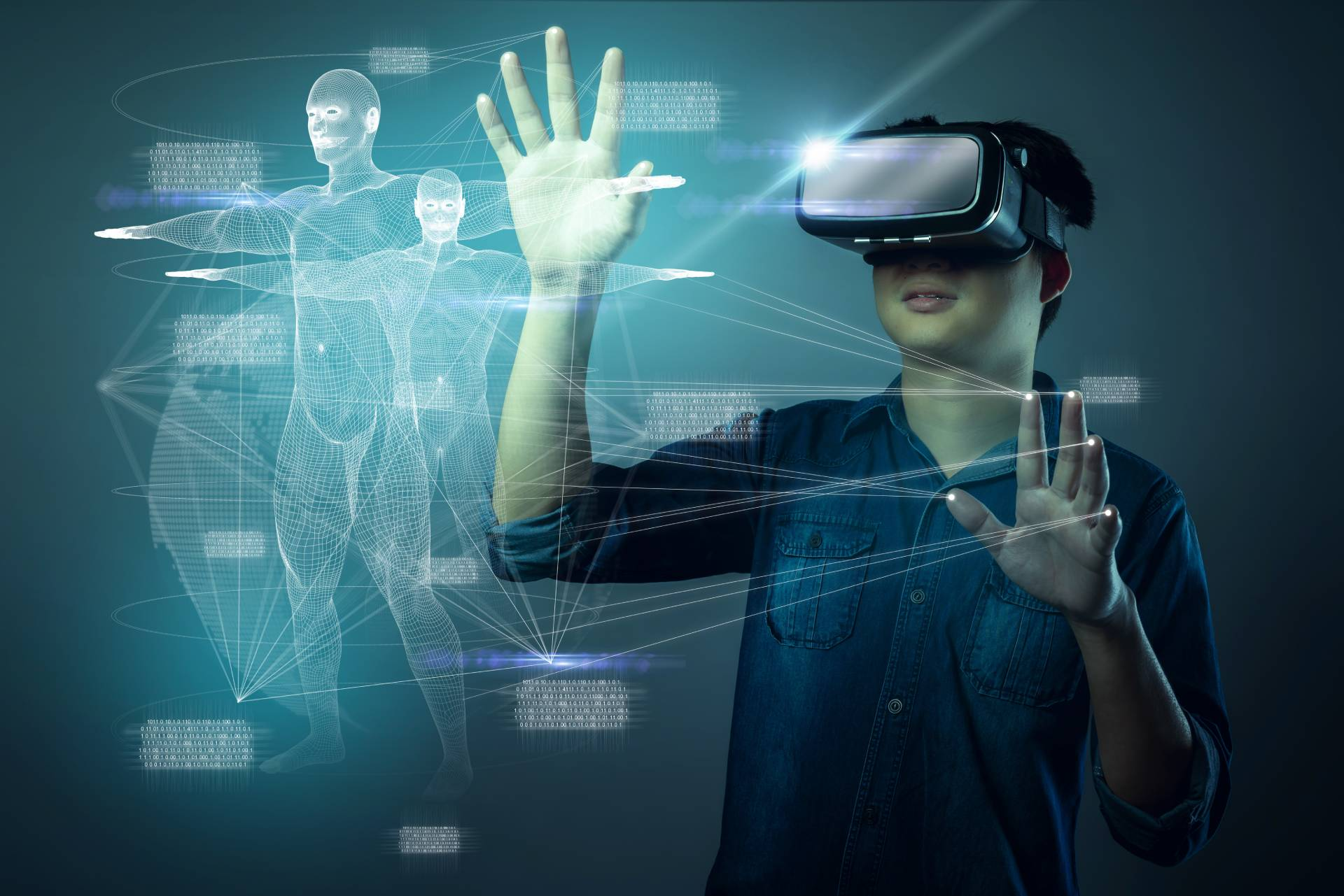 VR for medical education graphics and photo