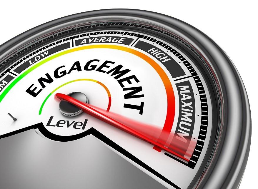 Engagement odometer