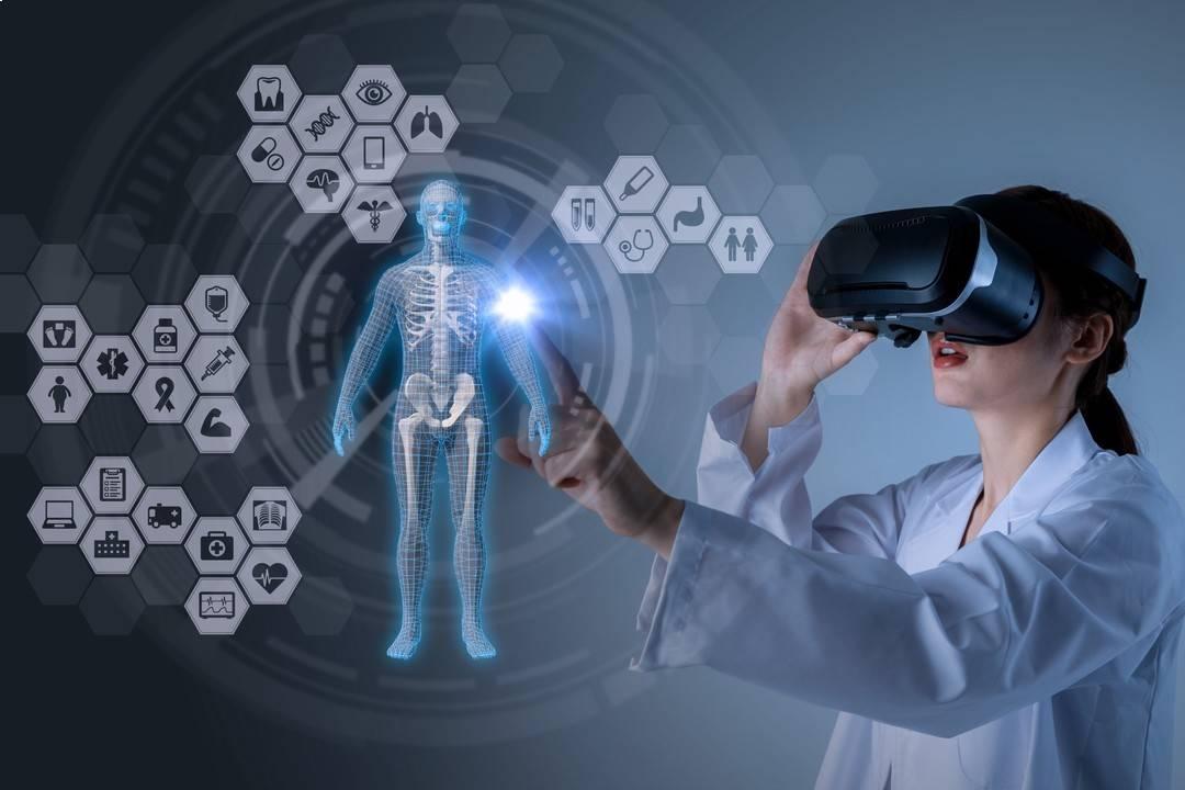 Virtual Reality simulation partnered with adaptive digital learning