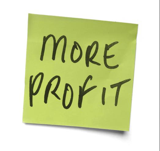 Post It - More Profit