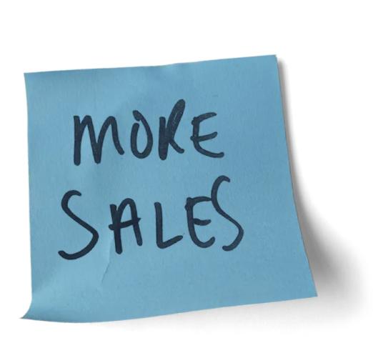 Post It - More Sales