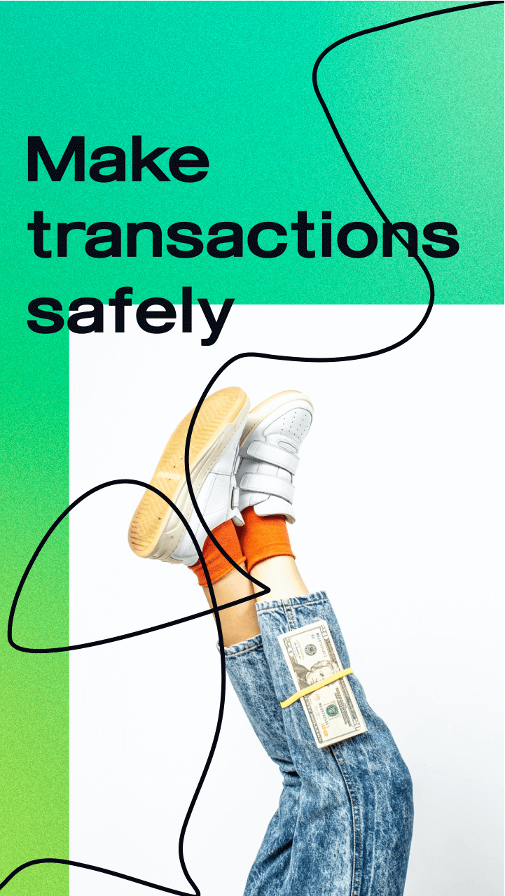 Make transactions safely