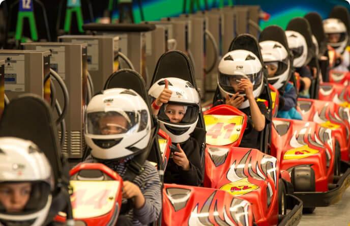 Junior 2 Races