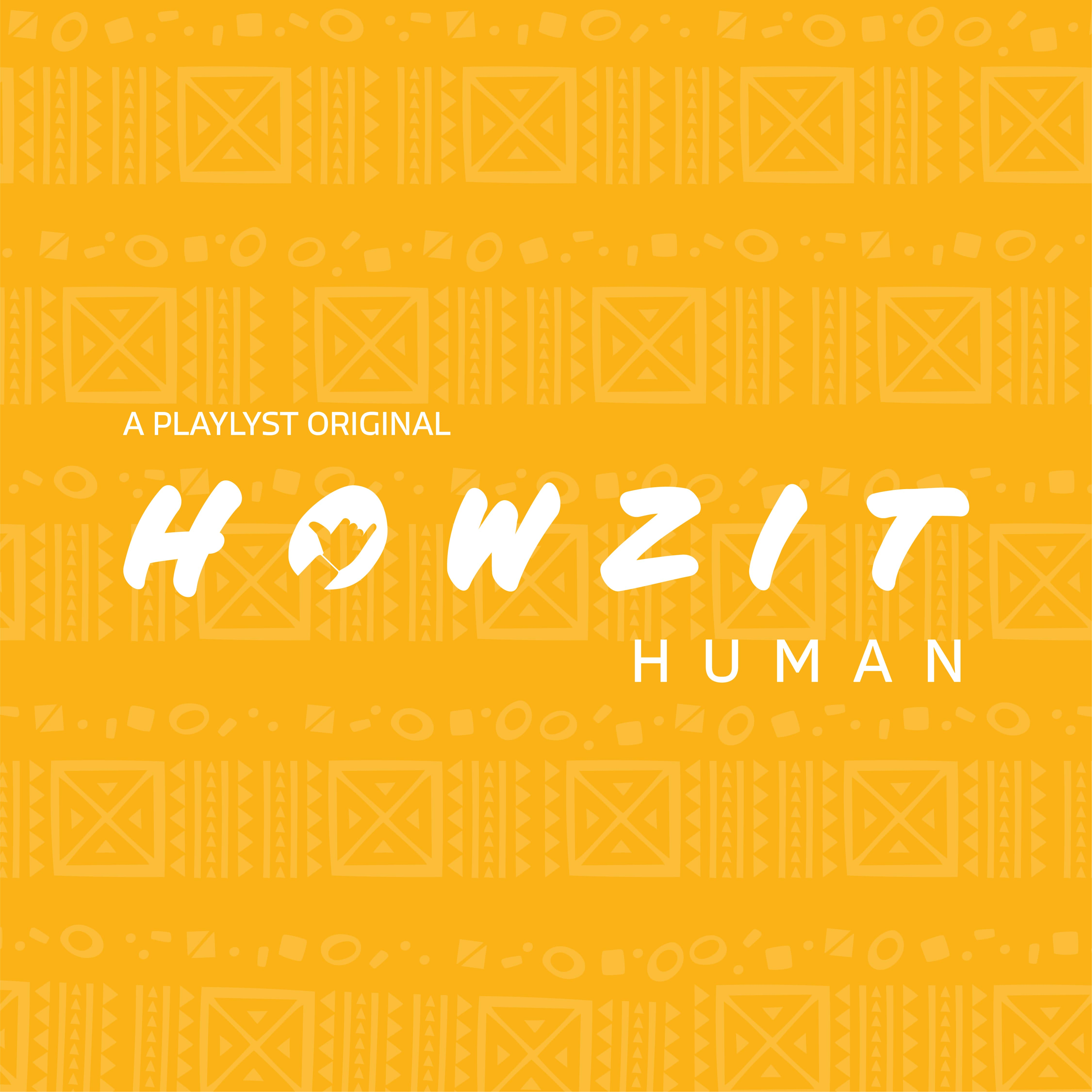 Howzit Human Cover Art by Khula Design Studio at Vancouver, Canada