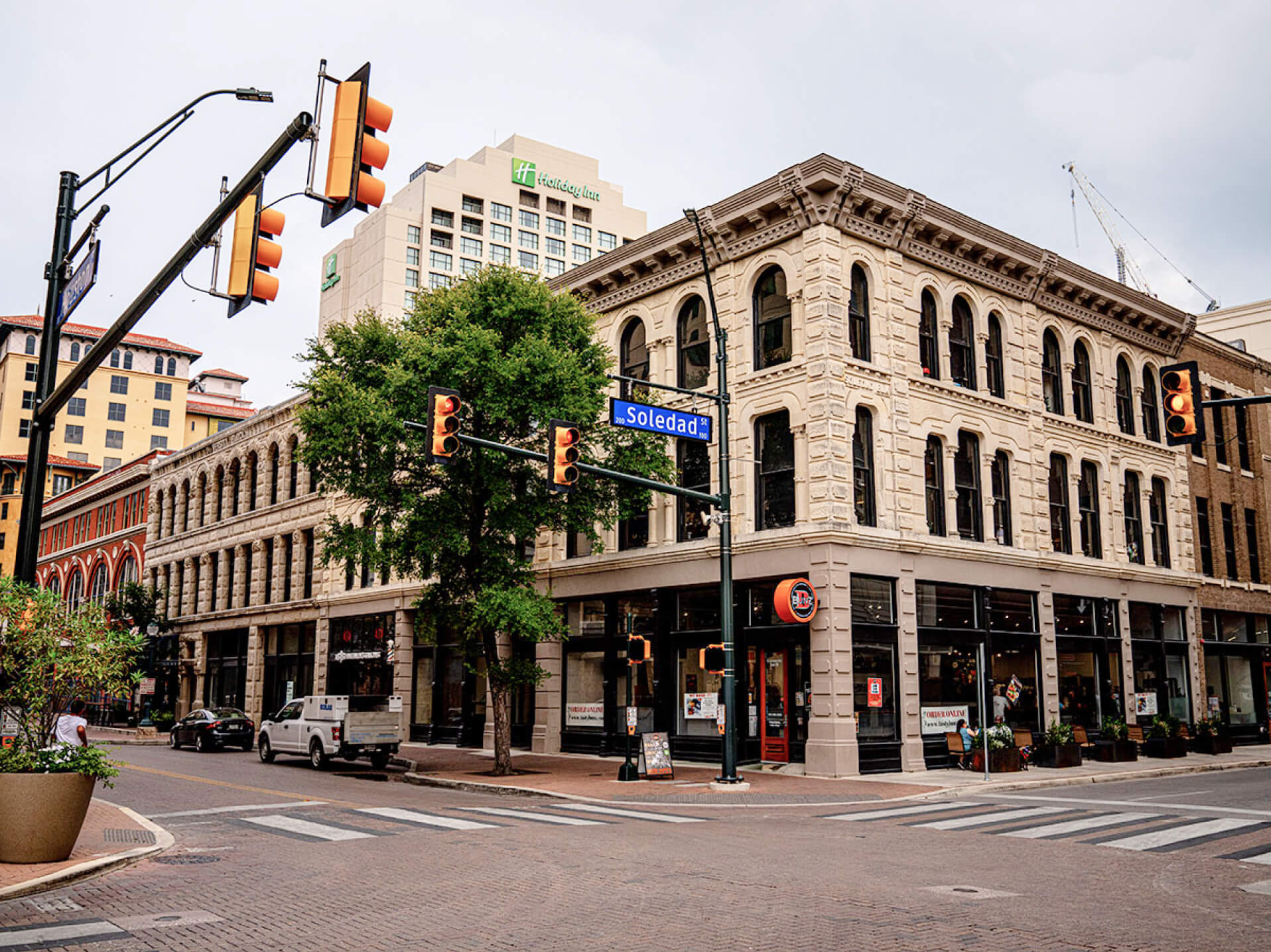 Element Finance headquarters in San Antonio, TX