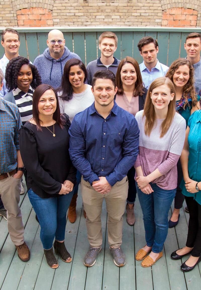 Element Finance team photo