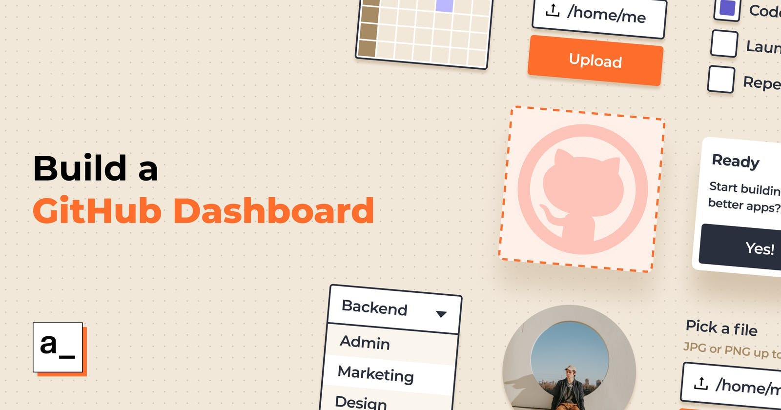 Build a GitHub Dashboard and Track Any Open Source Project