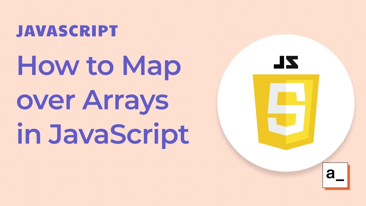 How to Map over Arrays in Javascript