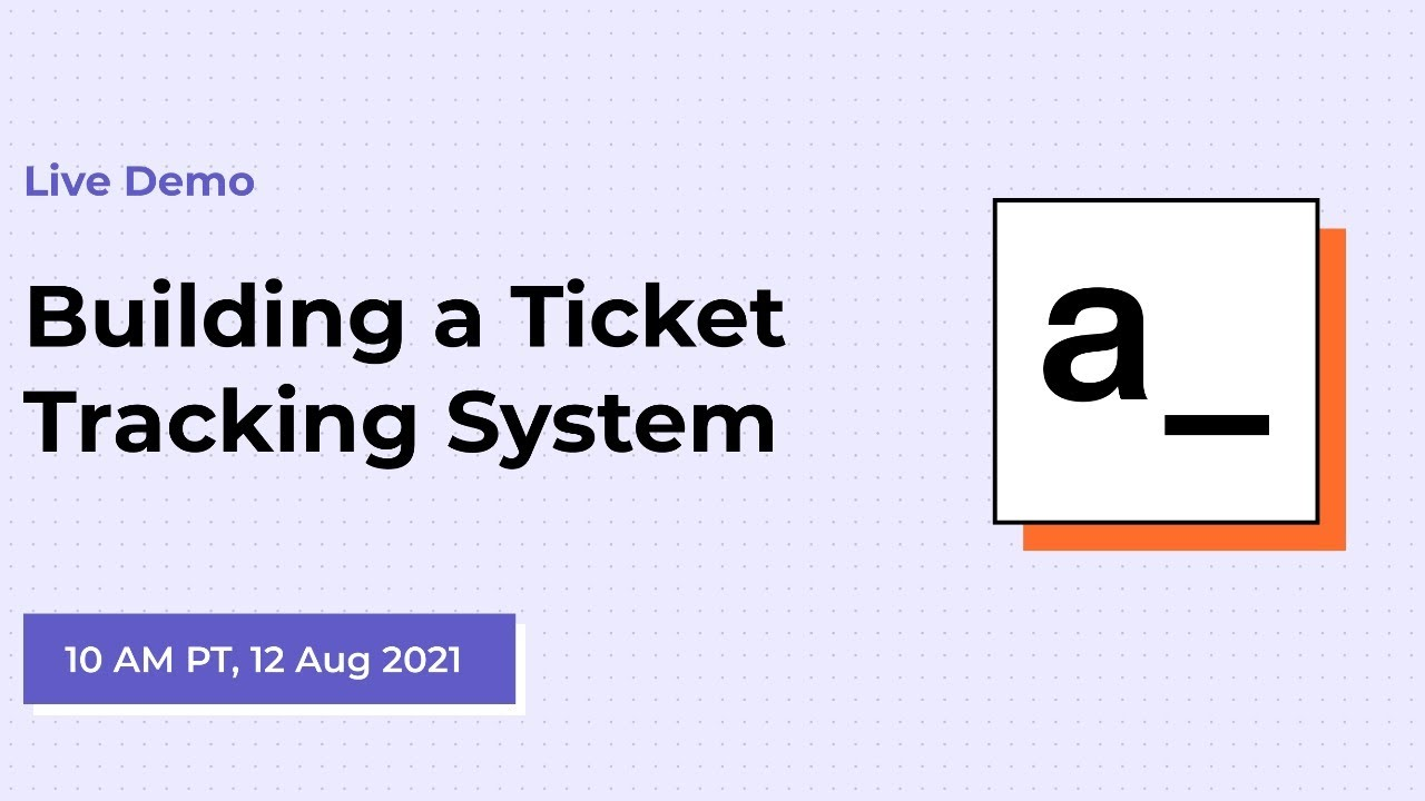 Building a Ticket Tracking System with Supabase and n8n: Live Demo #8