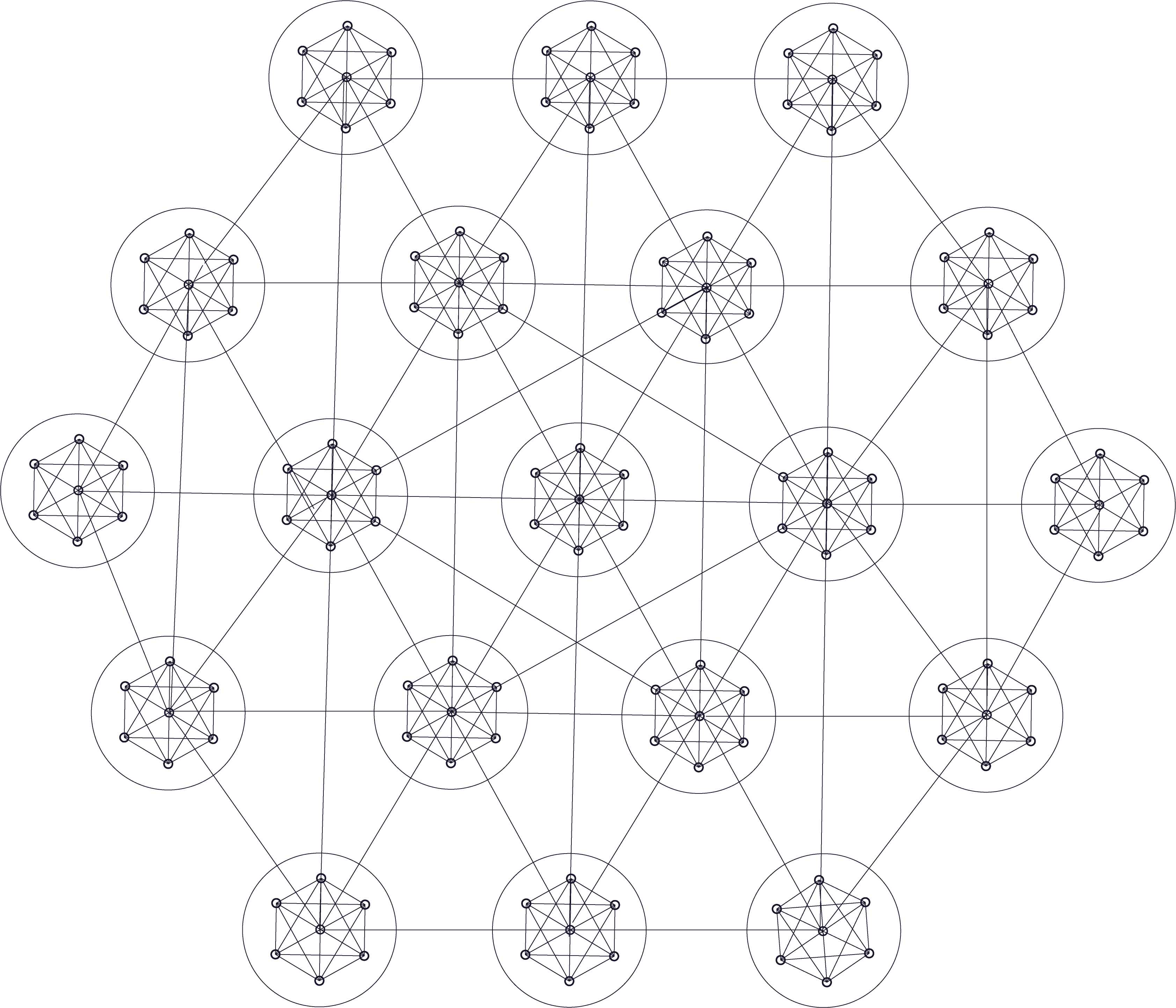 The HubTropolis Hub Hexagon