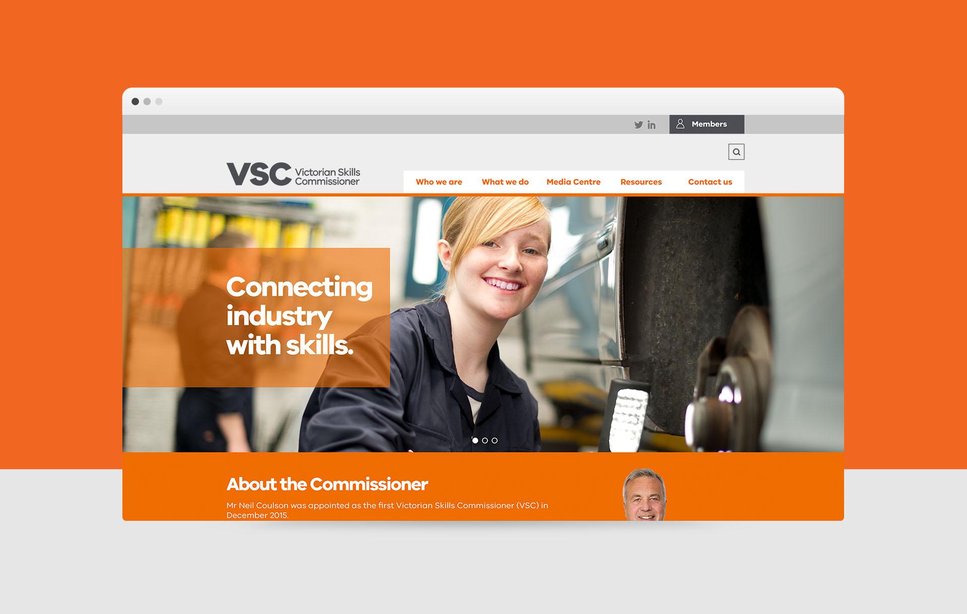 Victorian Skills Commissioner