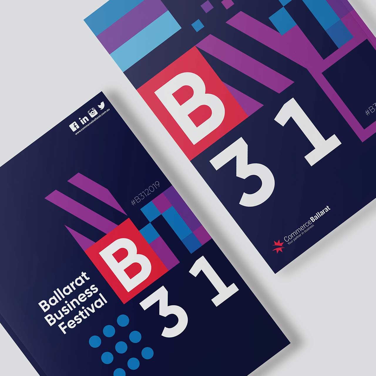 Ballarat Business Festival Branding