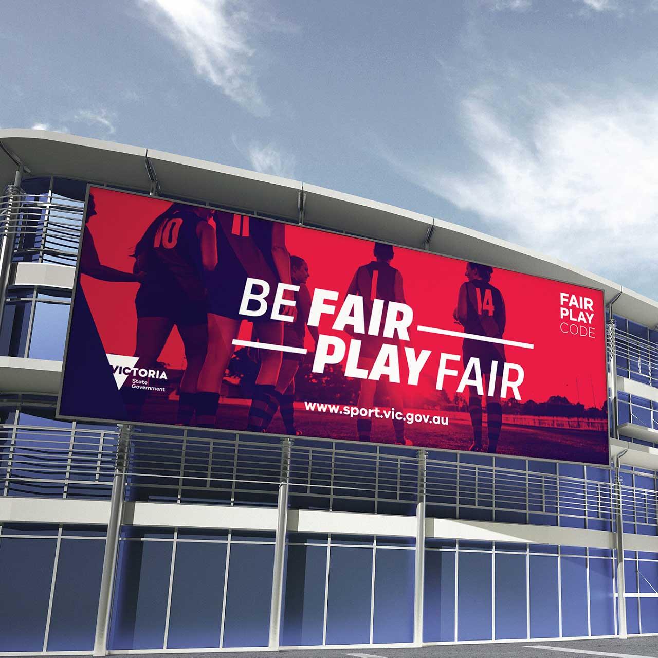Be Fair, Play Fair