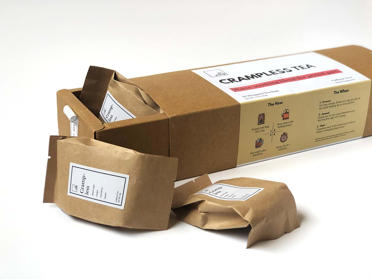 Tailored packaging design for any market