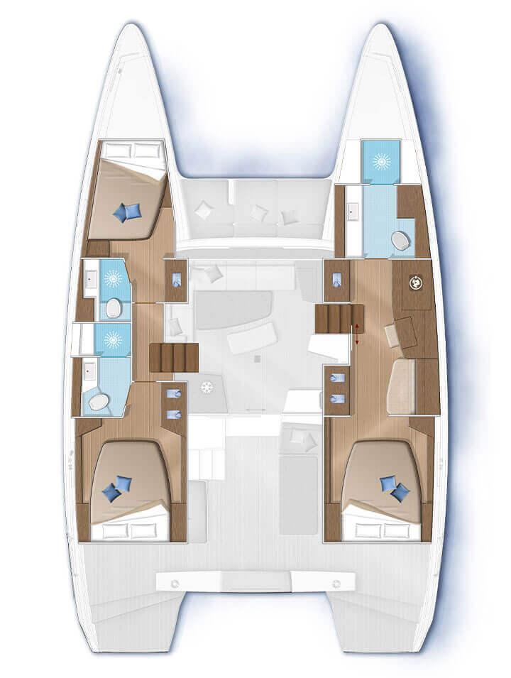 Versione con 3 cabine