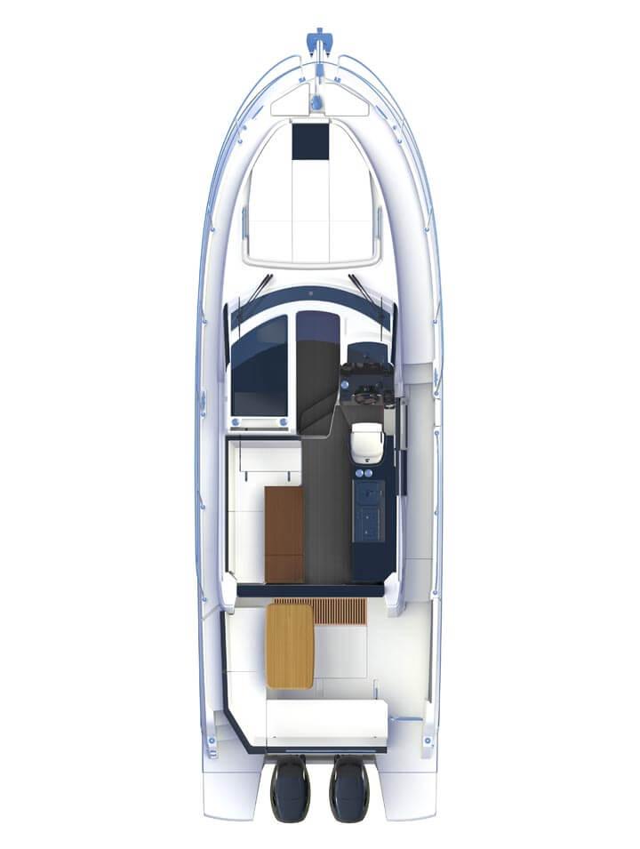 Main Deck - Standard