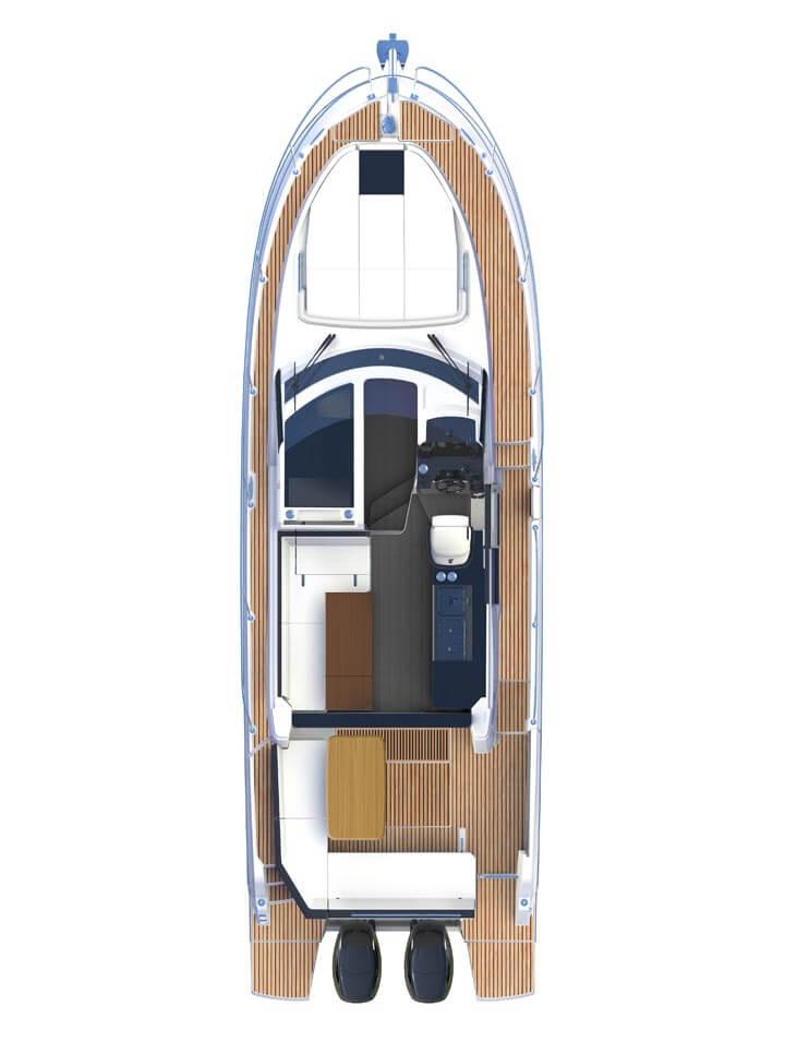 Main Deck - Elegance