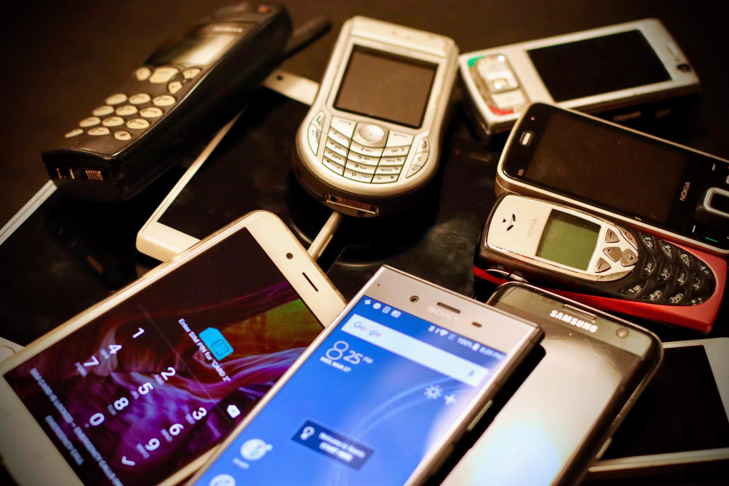 Support older smartphones