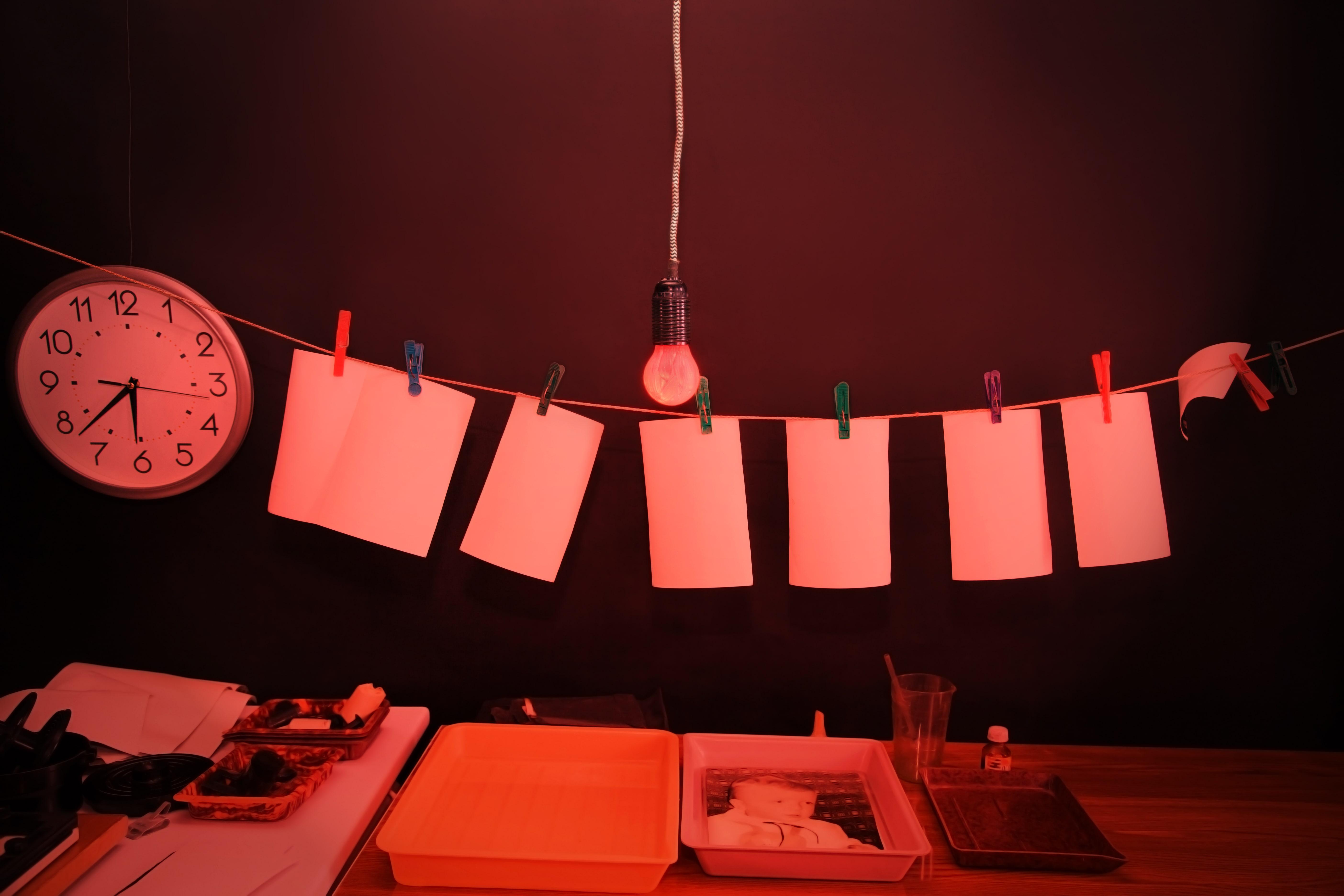Dormroom Darkroom
