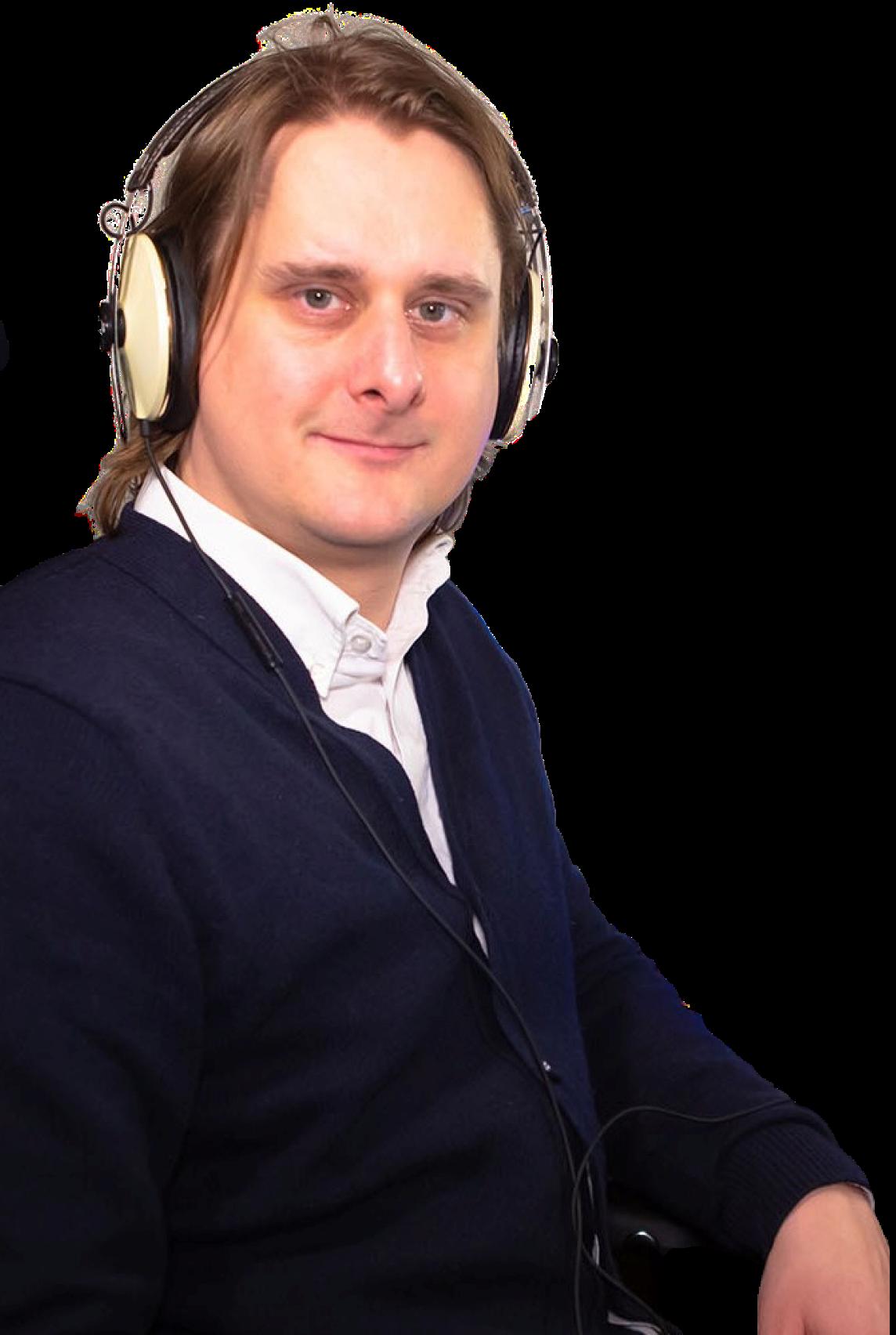 Joshua Robinson, director at Clockwork Dreams