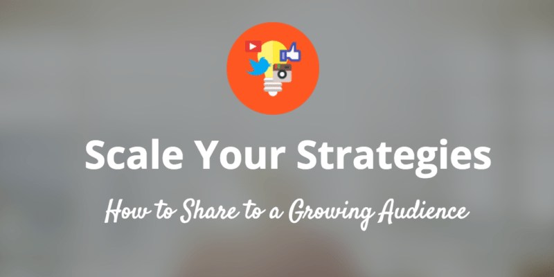 scale your strategies social media