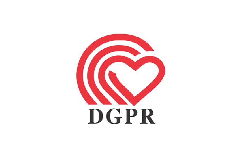 Logo DGPR