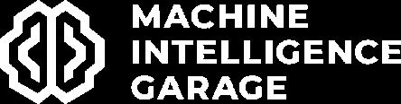Machines Intelligence Garage Logo