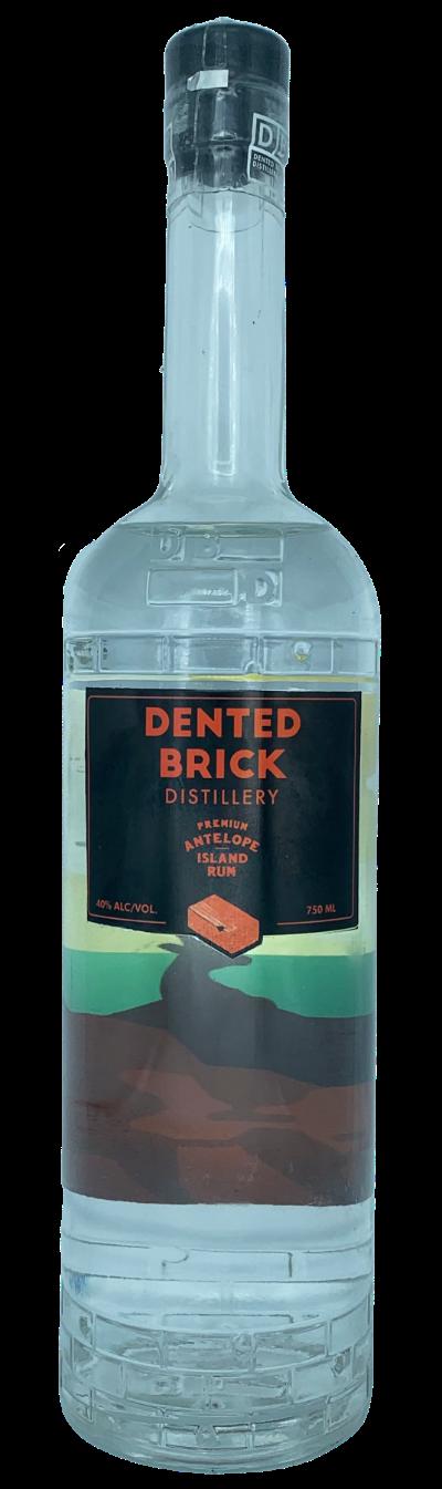 Salt Lake City Craft Distillery Dented Brick Antelope Island Rum