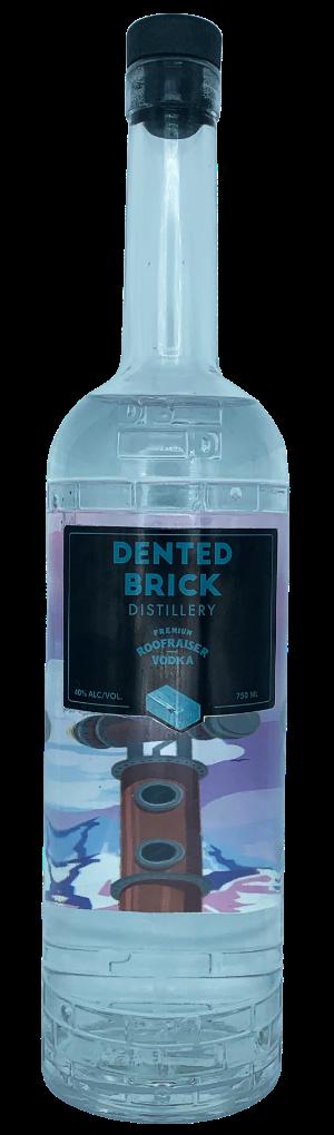 Salt Lake City Roofraiser Vodka Craft Distillery