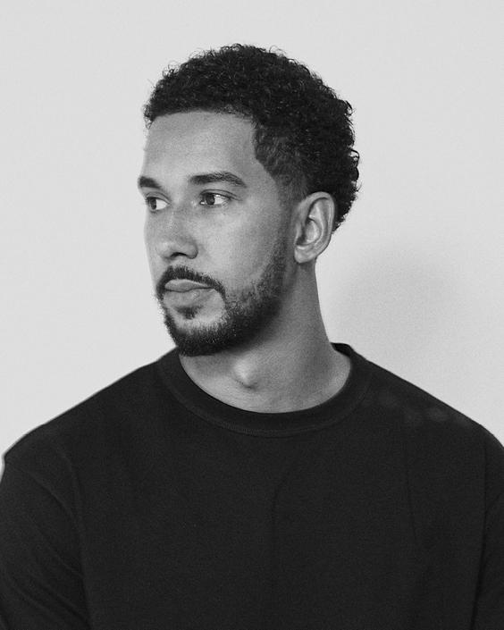 Ricci Williams Black and white profile image