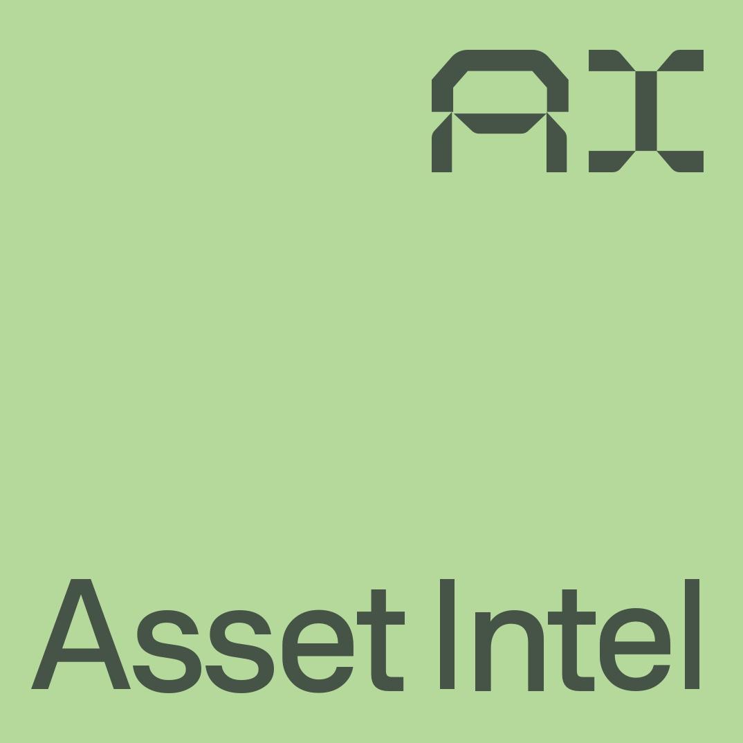 Asset Intel Branding - AI Logo design