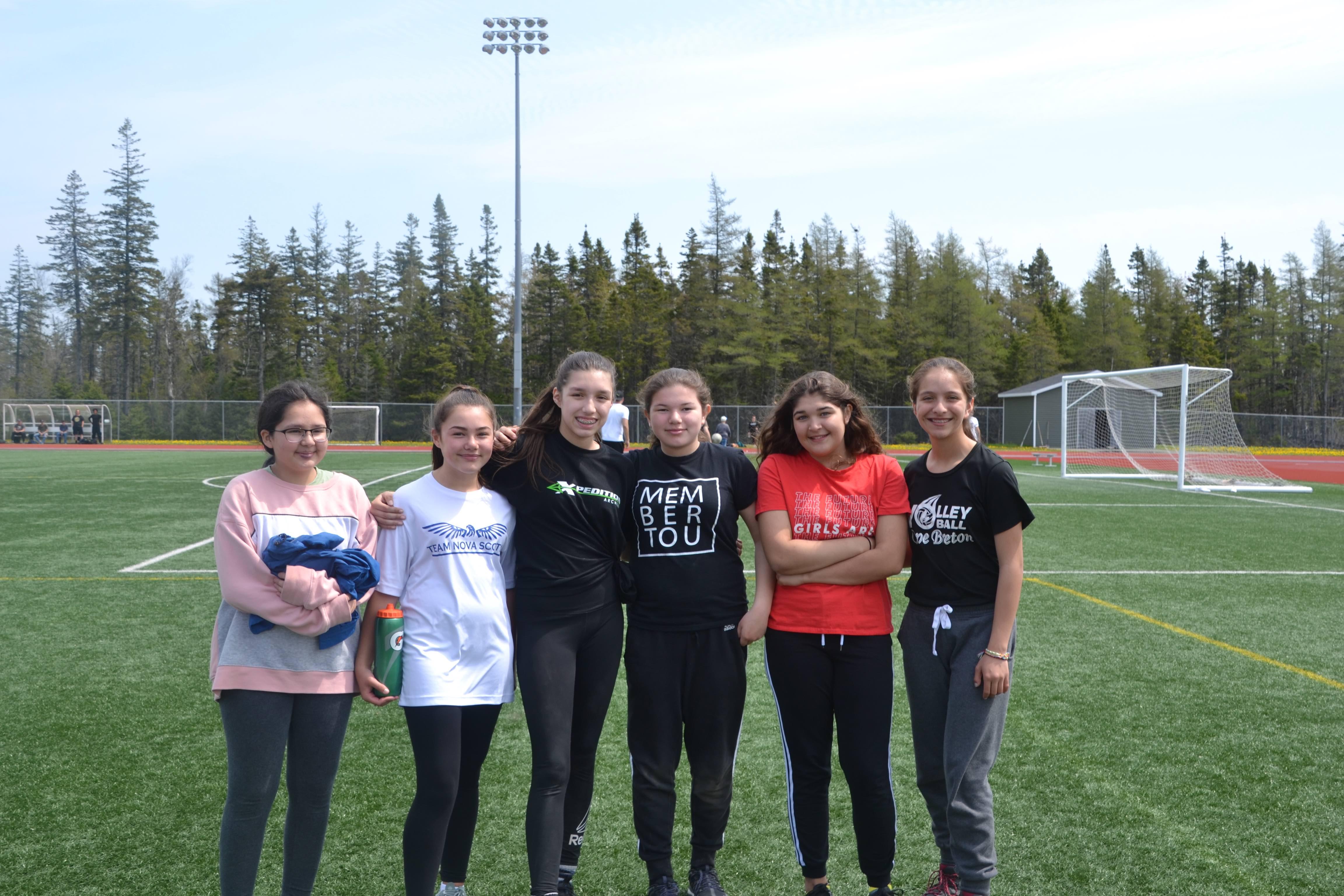 Girls Leadership Camp